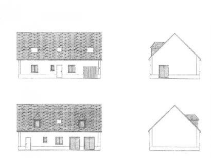 Modèle de maison ETG_R_GI_146m2_5ch_P13522 5 chambres  : Photo 2