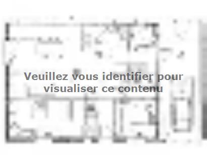 Plan de maison ETG_R_GI_146m2_5ch_P13522 5 chambres  : Photo 1