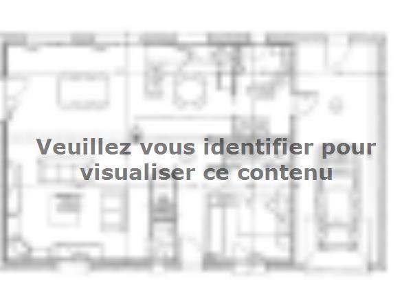 Plan de maison ETG_R_GI_146m2_5ch_P13522 : Vignette 1