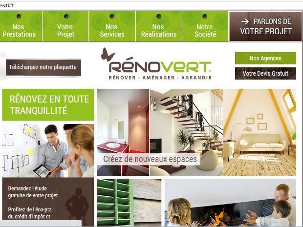 Renovert Cantal MAISONS PARTOUT