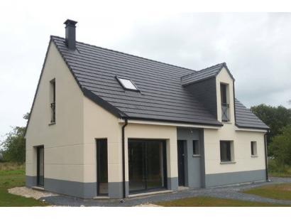 Modèle de maison ETG_R_SG_120m2_4ch_P2925 4 chambres  : Photo 1