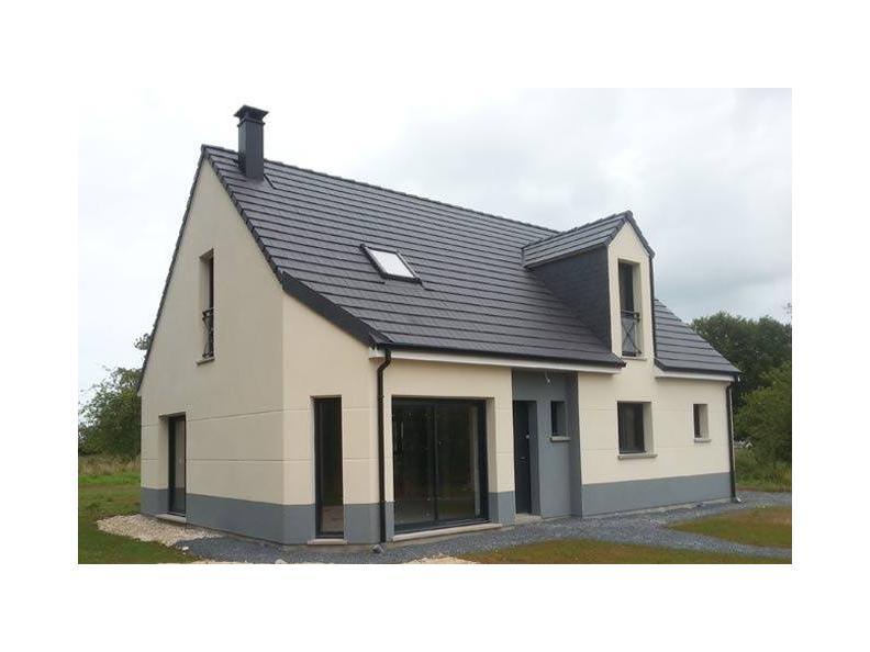 Modèle de maison ETG_R_SG_120m2_4ch_P2925 : Vignette 1