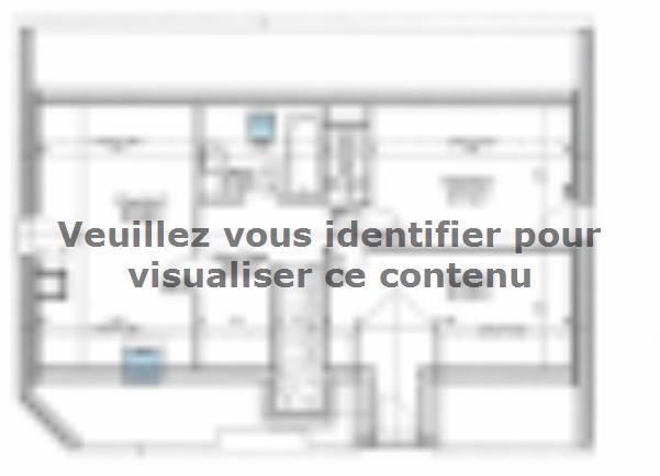 Plan de maison ETG_R_SG_120m2_4ch_P2925 : Vignette 2