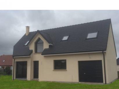 Modèle de maison ETG_R_GI_101m2_3ch_P68415 3 chambres  : Photo 1