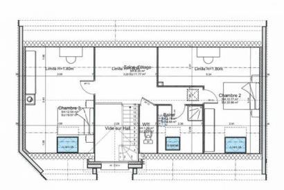 Elegant Plan De Maison Etgrgimchp Chambres Photo With Lire Un Plan De Maison