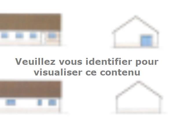 Modèle de maison PLP_R_SG_92m2_3ch_P6200 : Vignette 2