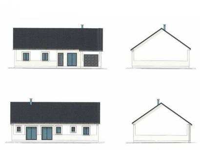 Modèle de maison PLP_R_GI_96m2_3ch_P1661 3 chambres  : Photo 2