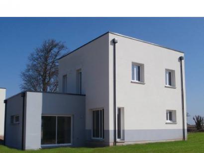 Modèle de maison ETG_TT_SG_115m2_3ch_P13942 3 chambres  : Photo 1