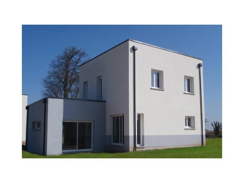 Modèle de maison ETG_TT_SG_115m2_3ch_P13942 : Vignette 1