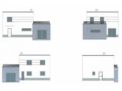Modèle de maison ETG_TT_SG_115m2_3ch_P13942 3 chambres  : Photo 2