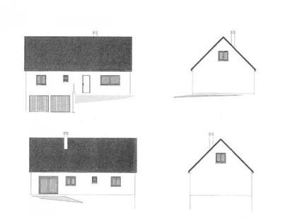 Modèle de maison ETG_R_SS_CA_81m2_2ch_P13603 2 chambres  : Photo 2