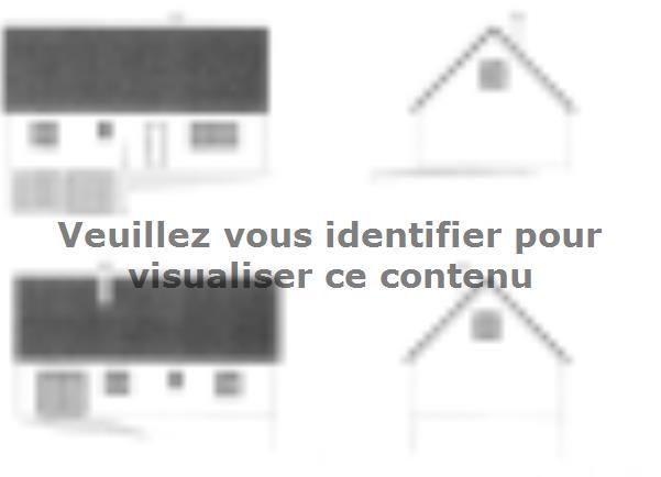 Modèle de maison ETG_R_SS_CA_81m2_2ch_P13603 : Vignette 2