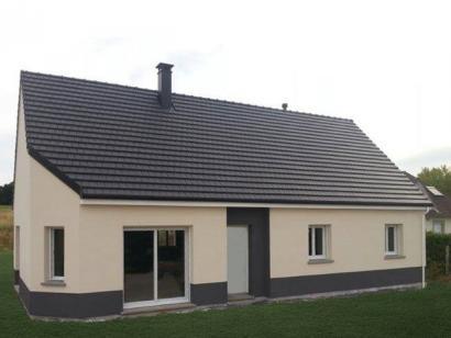 Modèle de maison PLP_R_SG_90m2_3ch_P6088 3 chambres  : Photo 1