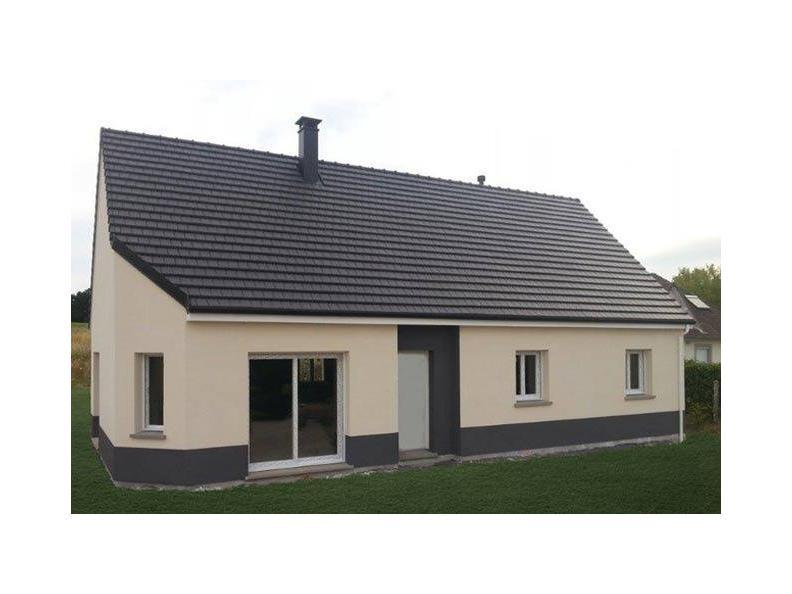 Modèle de maison PLP_R_SG_90m2_3ch_P6088 : Vignette 1