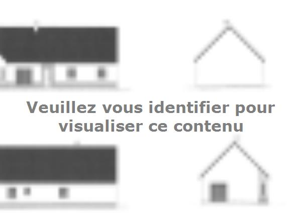 Modèle de maison PLP_R_SG_90m2_3ch_P6088 : Vignette 2