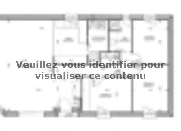 Plan de maison PLP_R_SG_90m2_3ch_P6088 : Vignette 1