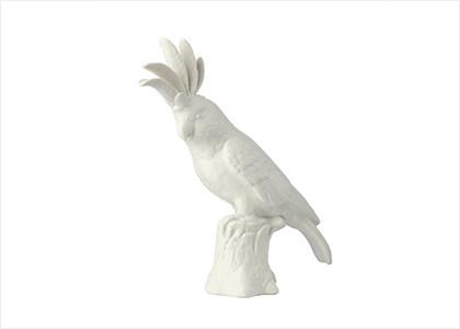 Statuette COCKATOO, Pols Potten