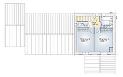 Tourmaline plan 110 étage