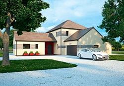 La Villa : une alternative à la maison d'architecte.