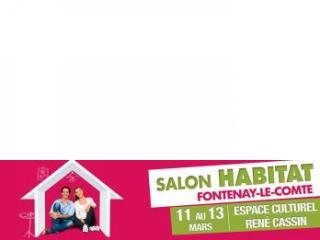 LMP au salon de l'Habitat de Fontenay Le Comte
