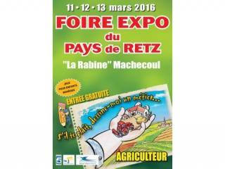 Foire expo de Machecoul