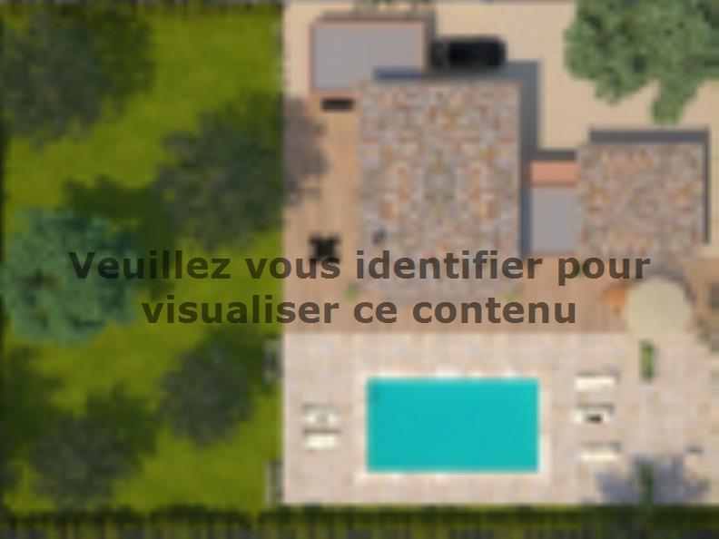 Modèle de maison La Villa 170 Tradition : Vignette 2