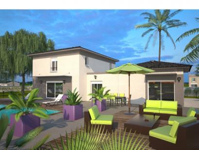 Modèle de maison La Villa 170 Elégance 4 chambres  : Photo 1