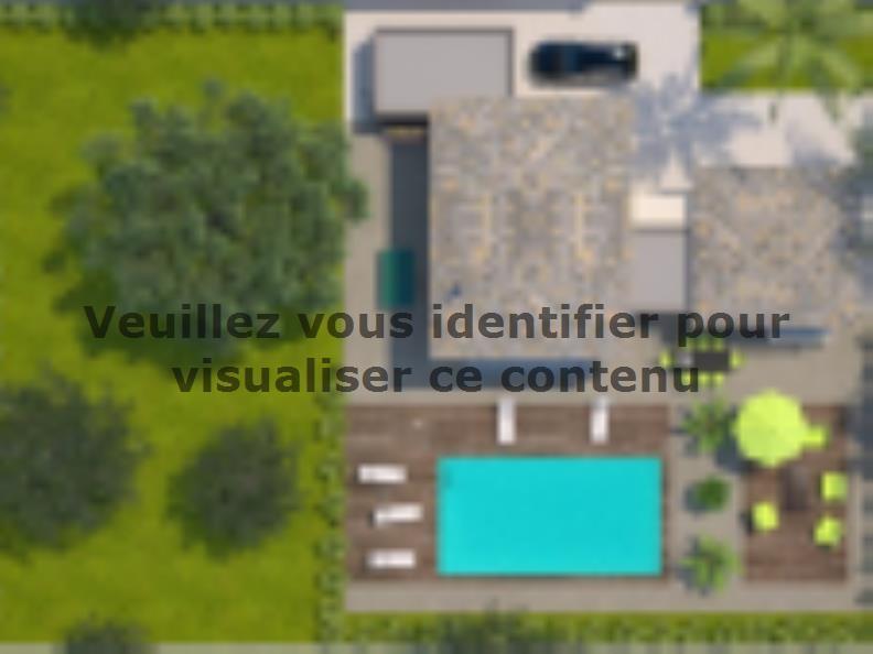 Modèle de maison La Villa 170 Elégance : Vignette 2