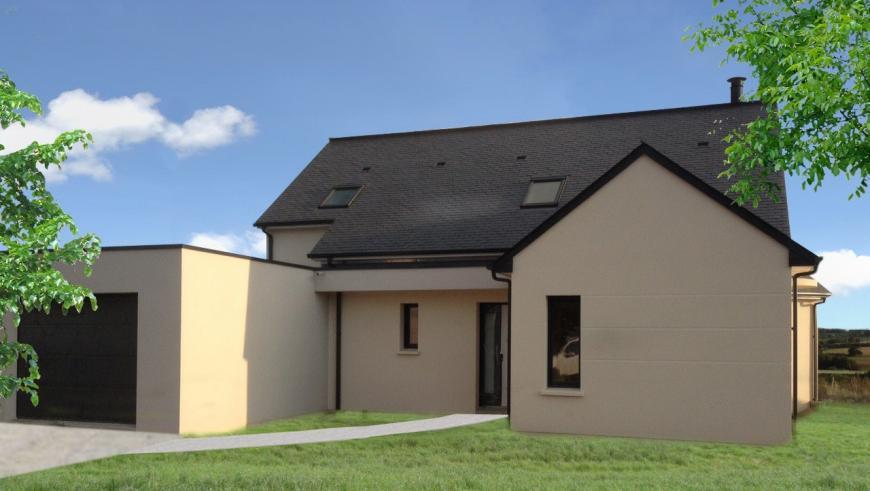 Image des maisons modernes maisons babeau seguin plain for Babeau seguin reims