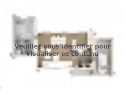 Plan de maison Marie 100 Tradition 3 chambres  : Photo 1