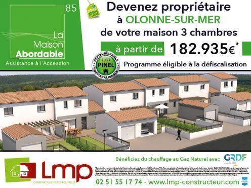 LMP Constructeur Olonne Sur Mer
