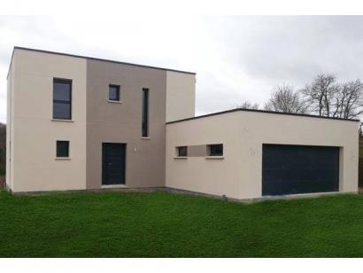 Modèle de maison ETG_TT_GA_119m2_4ch_P5911 4 chambres  : Photo 1