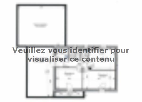 Plan de maison ETG_TT_GA_119m2_4ch_P5911 : Vignette 1