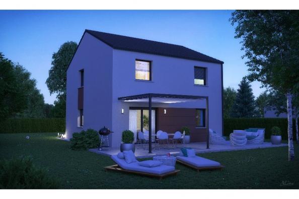 Modèle de maison CORFOU 4 chambres  : Photo 2