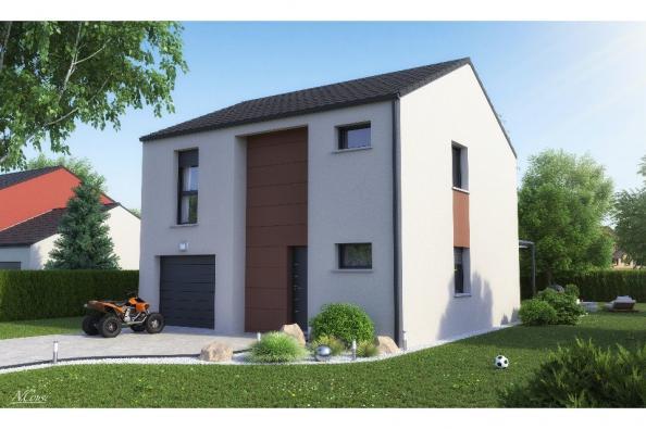 Modèle de maison CORFOU 4 chambres  : Photo 3