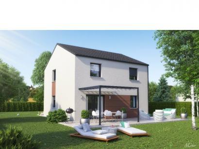 Modèle de maison CORFOU 4 chambres  : Photo 4