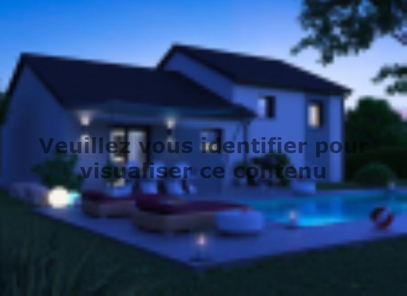 Modèle de maison CRISTAL contemporain : Vignette 2