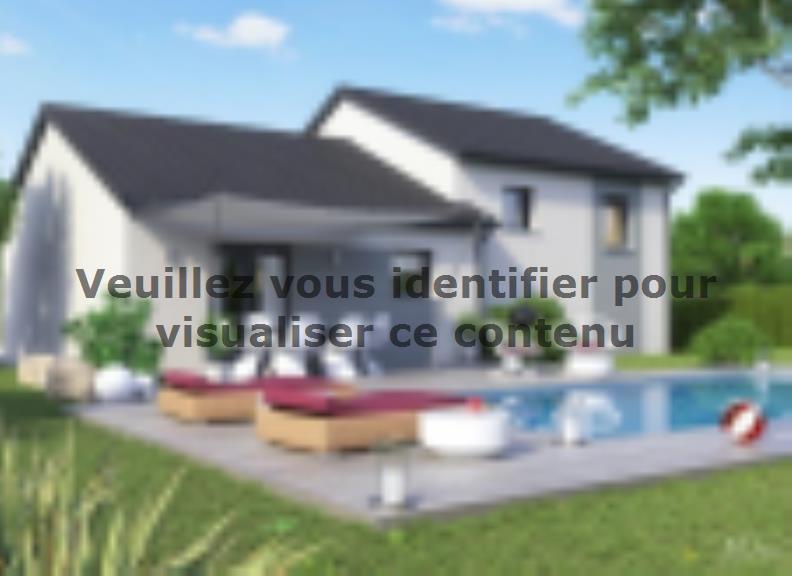 Modèle de maison CRISTAL contemporain : Vignette 4