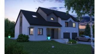Vue Modèle de maison: BORROMEE