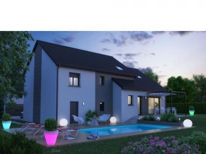 Modèle de maison BORROMEE 5 chambres  : Photo 2