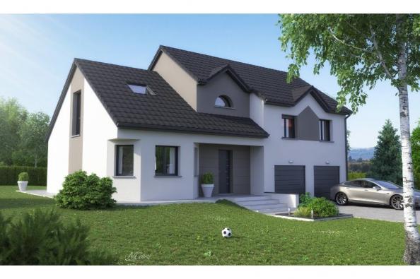 Modèle de maison BORROMEE 5 chambres  : Photo 3