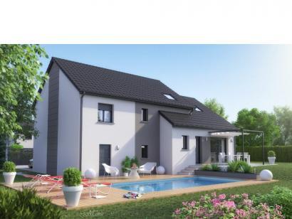 Modèle de maison BORROMEE 5 chambres  : Photo 4