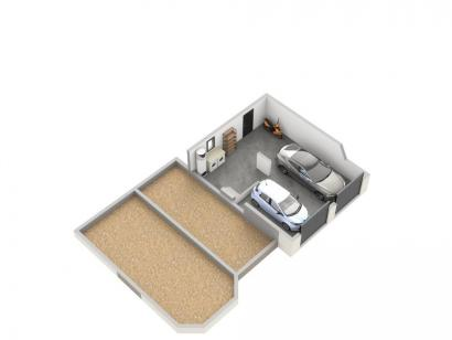 Plan de maison BORROMEE 5 chambres  : Photo 1