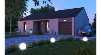 Vue Modèle de maison: IBIZA