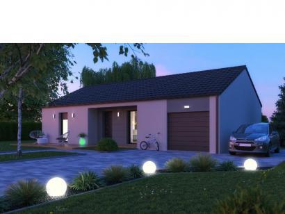 Modèle de maison IBIZA 3 chambres  : Photo 1