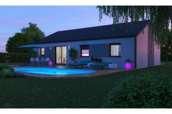 Modèle de maison IBIZA 3 chambres  : Photo 2