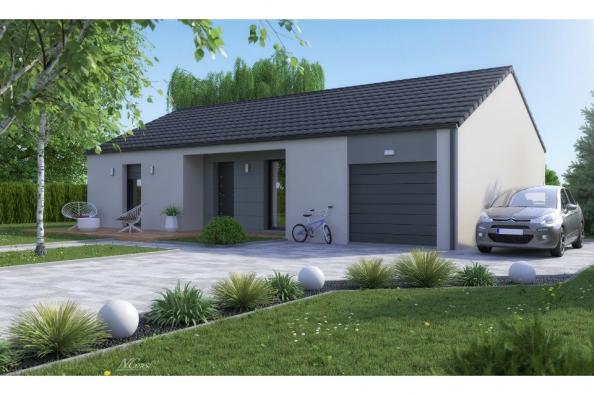 Modèle de maison IBIZA 3 chambres  : Photo 3