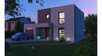 Vue Modèle de maison: ONYX