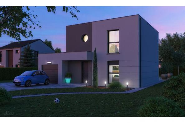 Modèle de maison ONYX 3 chambres  : Photo 1