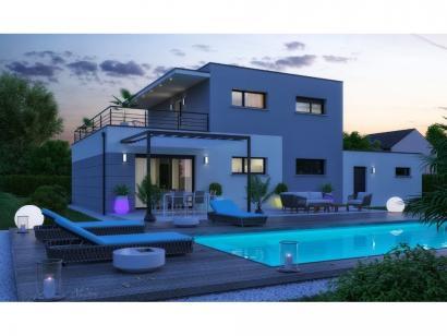 Modèle de maison PLATINE 4 chambres  : Photo 2